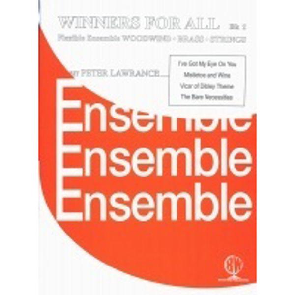 Winners for All Book 2, Flexible ensemble
