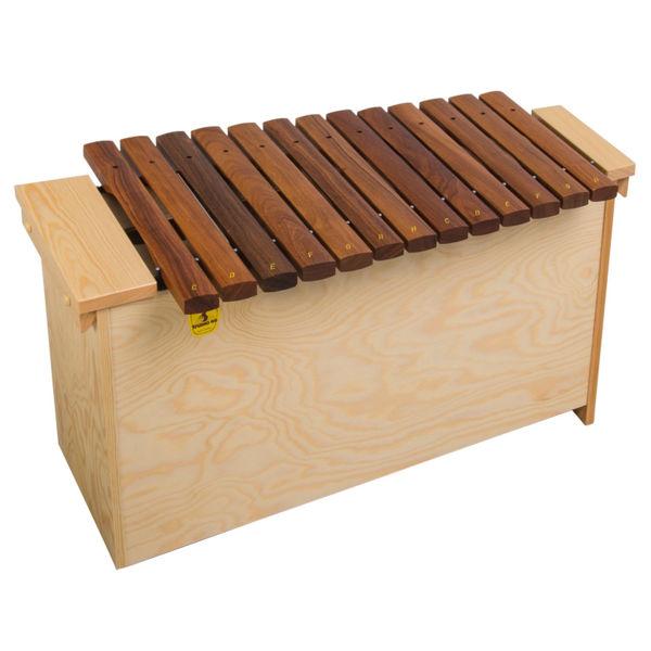 Xylofon Studio 49 BX-1600, 1600 Series, Bass, Rosewood, Diatonisk