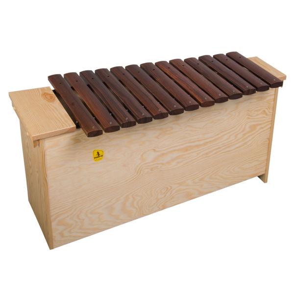 Xylofon Studio 49 BX-2000, 2000 Series, Bass, Rosewood, Diatonisk