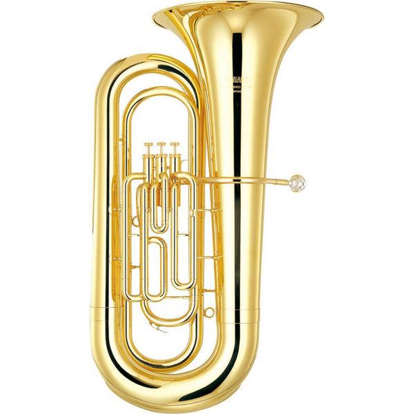 Tuba Bb Yamaha YBB-201 3V