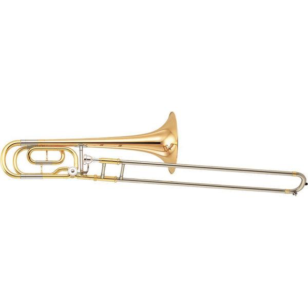 Basstrombone Yamaha YBL-421GE Bb/F