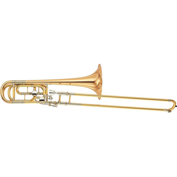 Basstrombone Yamaha YBL-822G Bb/F Bb/F/D