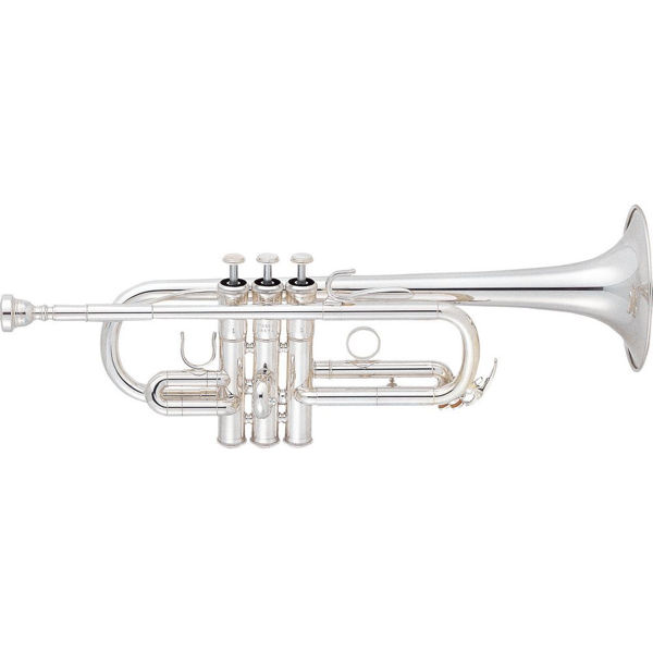 Trompet Eb/D YamahaYTR-6610S Proff light Weight