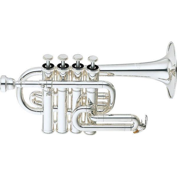 Trompet Yamaha B/A YTR-6810 Proff Piccolo