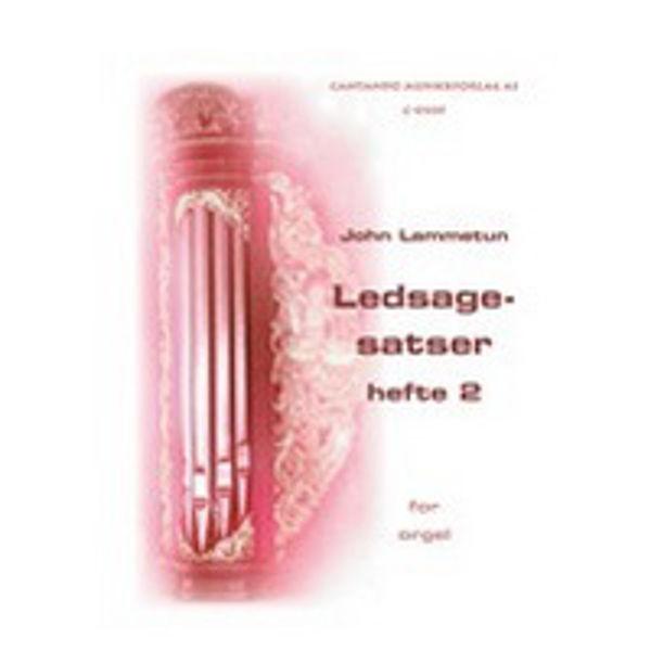 Ledsagesatser til Norsk koralbok, hefte 2 - Orgel