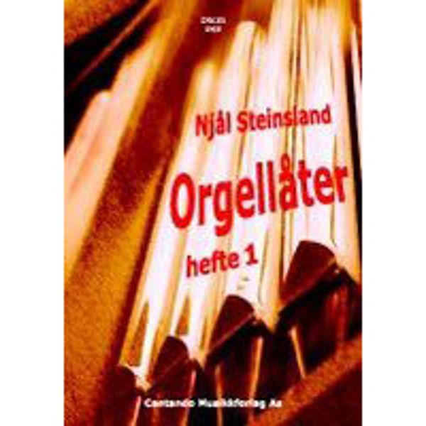 Orgellåter, hefte 1 - Orgel