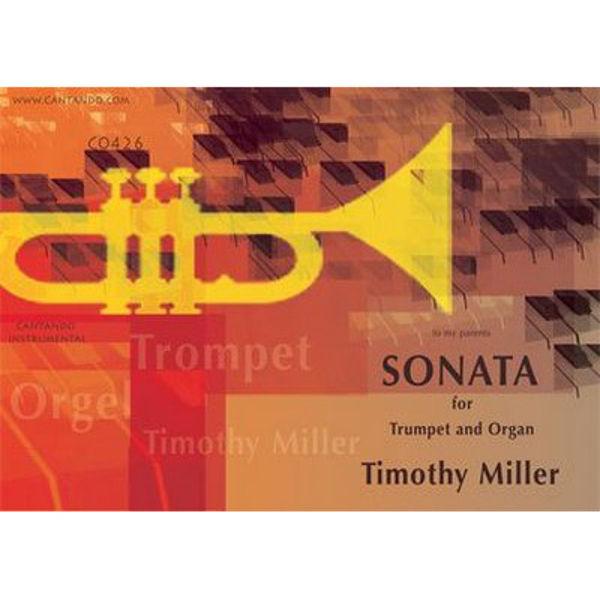 Sonata for trumpet & organ - Kornett Samspill