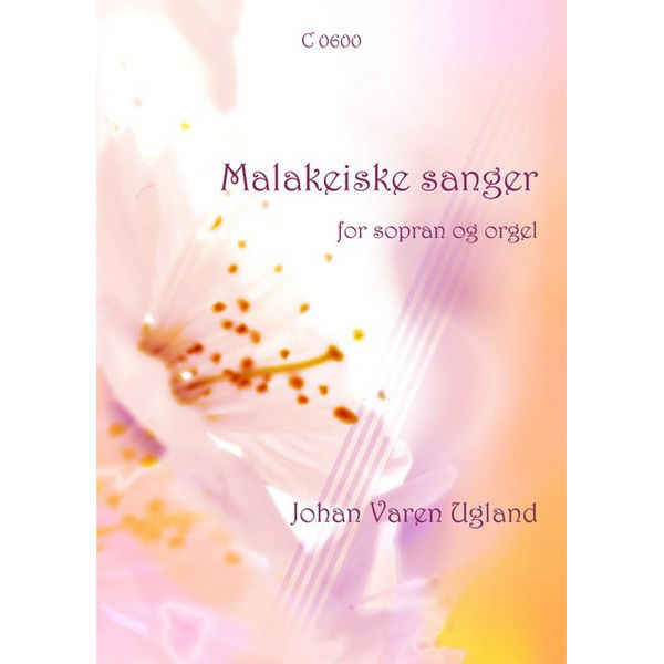 Malakeiske sanger - Sang