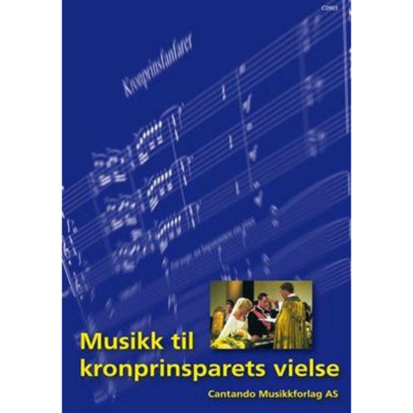Musikk til Kronprinsparets vielse - Orgel