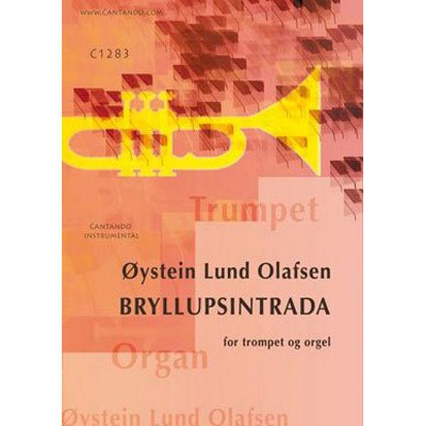 Bryllupsintrada for trompet og orgel, Olafsen