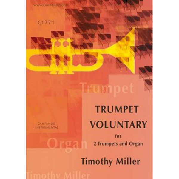 Trumpet Voluntary (Timothy Miller) - Kornett Samspill