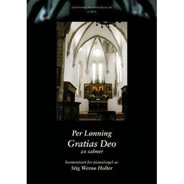 Gratias Deo (P.Lønning) - Sang