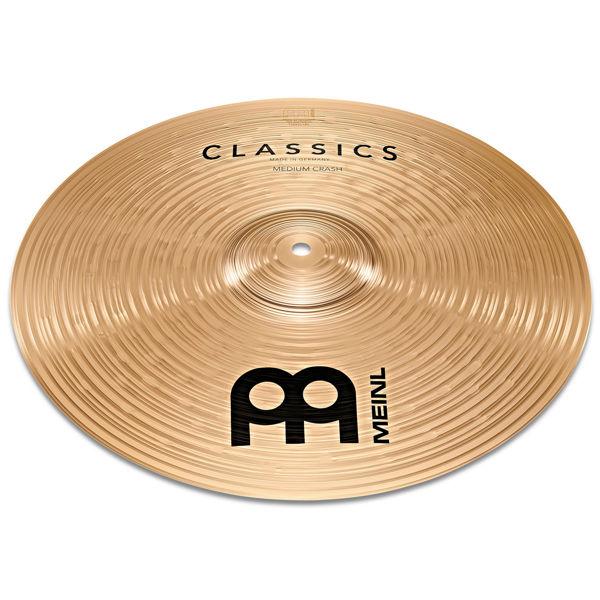 Cymbal Meinl Classics Crash, Medium 18