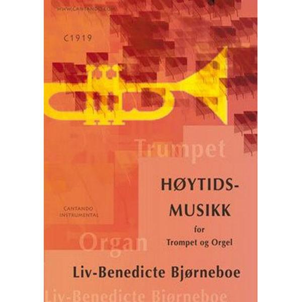 Høytidsmusikk for trompet og orgel, Bjørneboe