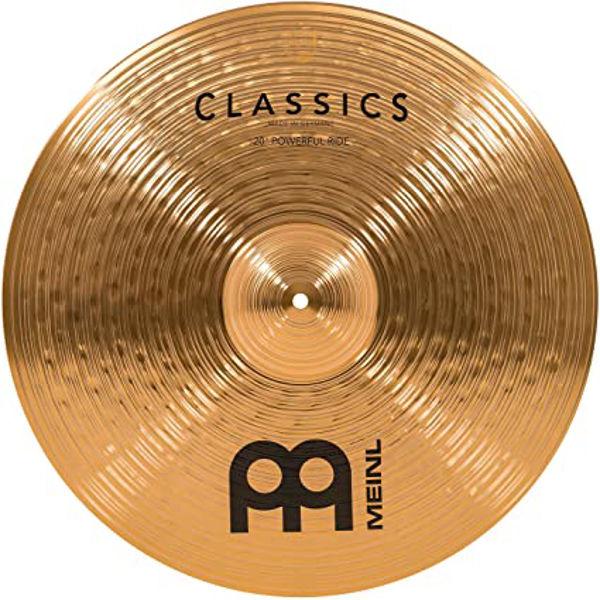Cymbal Meinl Classics Ride, Powerful 20