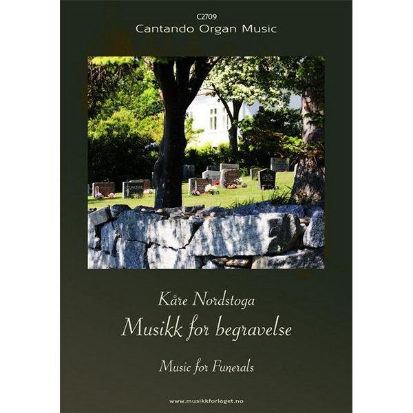 Musikk for begravelse (Kåre Nordstoga) - Orgel