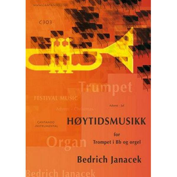 Høytidsmusikk for Advent og Jul - Trompet i Bb og Orgel