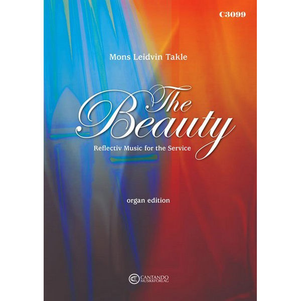The beauty (inkl CD) - Reflectiv music for the Service - Orgel