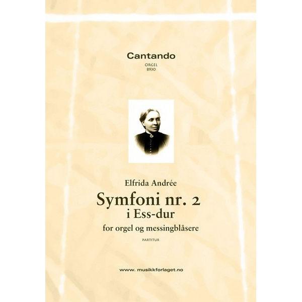 Symfoni nr. 2 i Ess-dur, partitur - Messingblås 6+