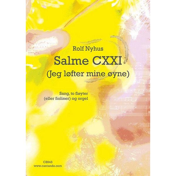Salme CXXI (Jeg løfter mine øyne til fjellene) - Sang