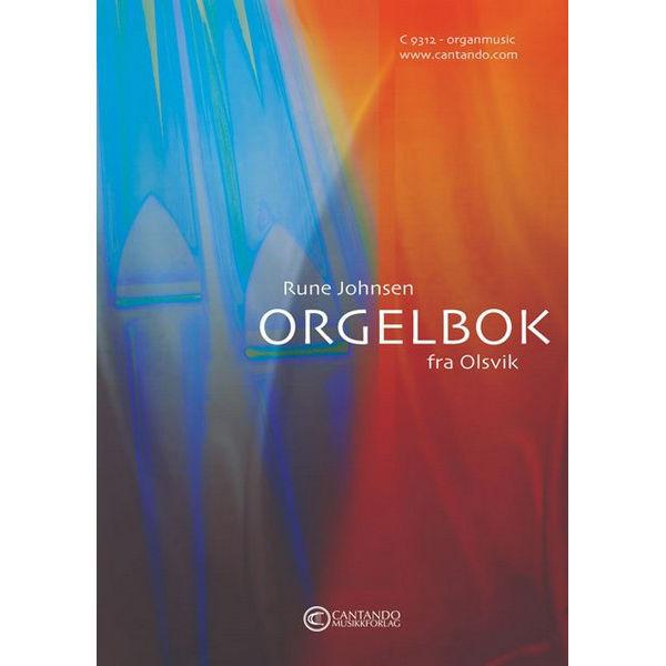 Orgelbok fra Olsvik - Orgel