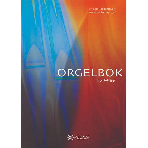 Orgelbok fra Møre - Orgel