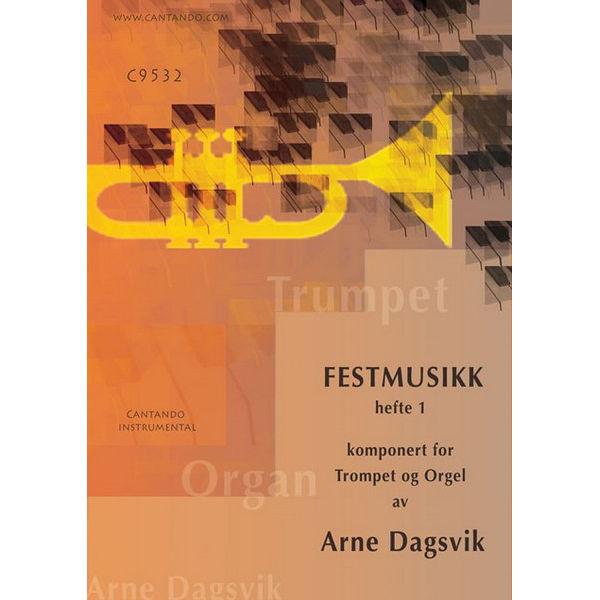 Festmusikk for trompet og orgel
