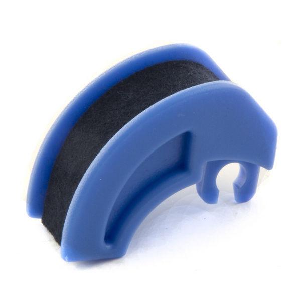Stortrommepedal-Cam Blue Pearl Elininator