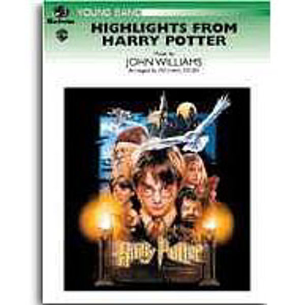Harry Potter, Highlights Concert Band. Williams, arr Story