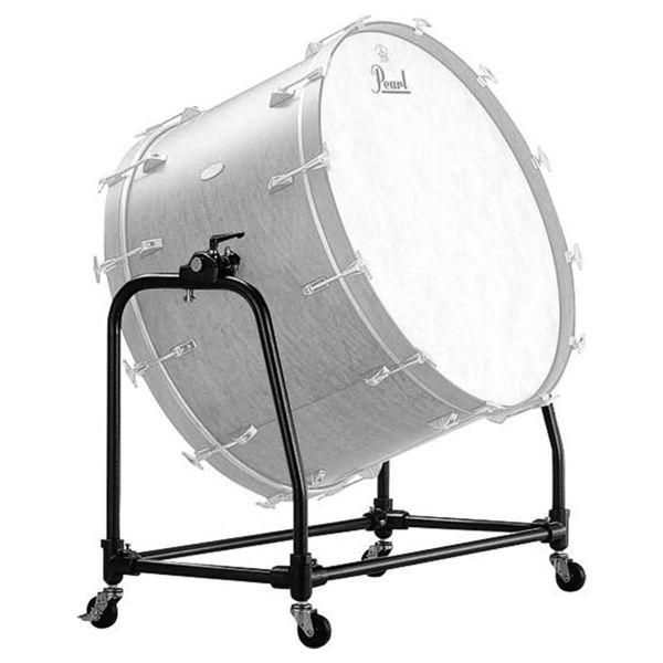 Stortrommestativ Pearl CBS-80M, Concert Bass Drum Stand For 36 w/Castors