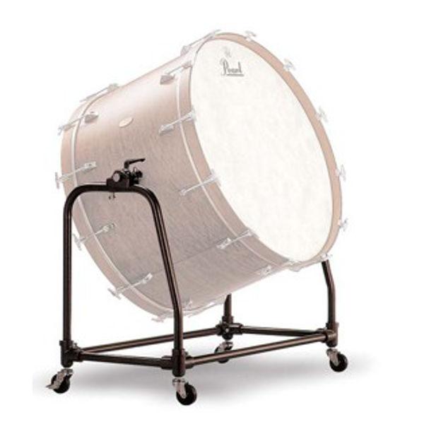 Stortrommestativ Pearl CBS-80S, Concert Bass Drum Stand For 32 w/Castors