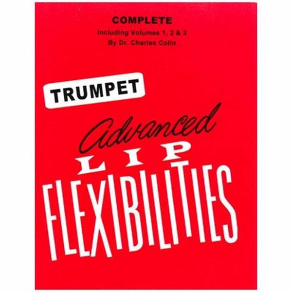 Advanced Lip Flexibilities, Trumpet. Charles Colin