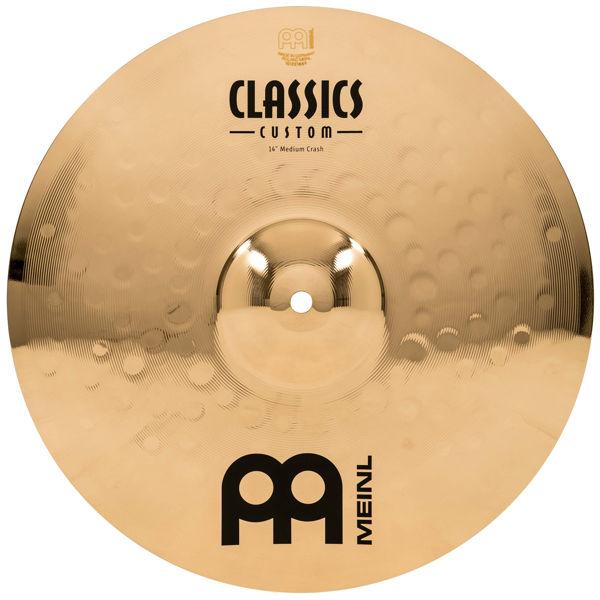 Cymbal Meinl Classics Custom Crash, Medium 14