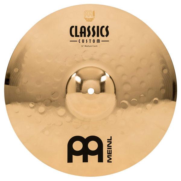 Cymbal Meinl Classics Custom Crash, Medium 16