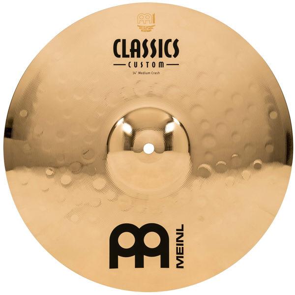 Cymbal Meinl Classics Custom Crash, Medium 18