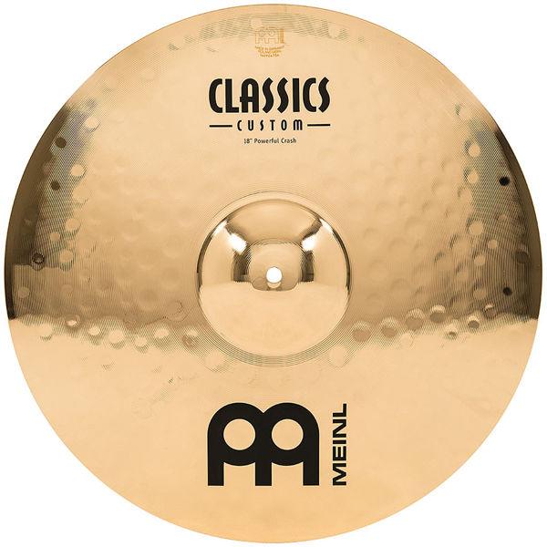 Cymbal Meinl Classics Custom Crash, Powerful 18