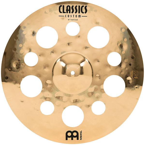 Cymbal Meinl Classics Custom Trash Crash, 18