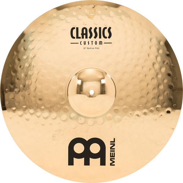 Cymbal Meinl Classics Custom Ride, Medium 20