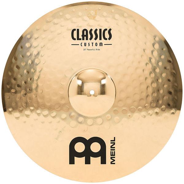 Cymbal Meinl Classics Custom Ride, Powerful 20