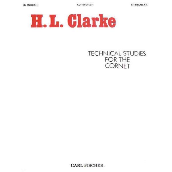 Technical Studies for the Cornet - Herbert L. Clarke