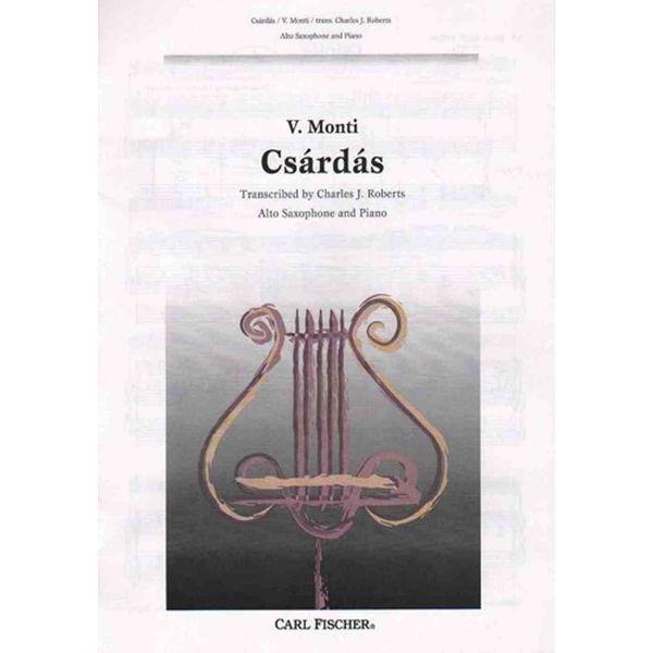 Czardas, Monti. Violin/Piano