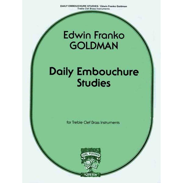 Daily Embouchure studies - Goldman