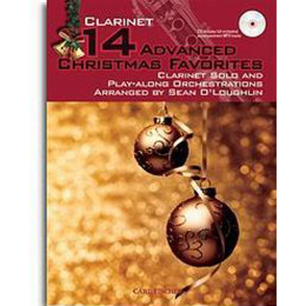 14 Advanced Christmas Favourites Clarinet