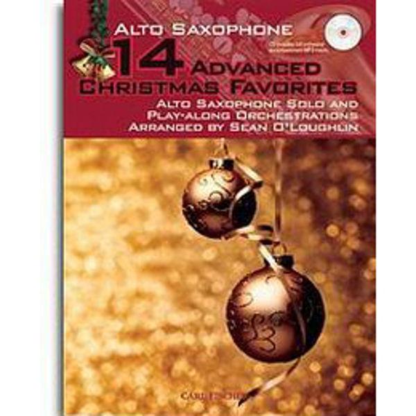 14 Advanced Christmas Favourites Alto Saxophone