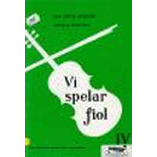 Vi spelar Fiol 4, Carl Bertil Agnestig/Arthur Nestler