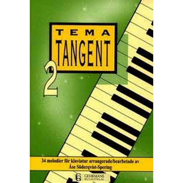 Tema Tangent 2 Søderquist/Spering, Piano