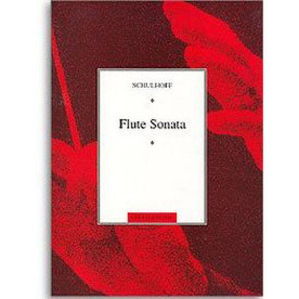 Flute Sonata - Schulhoff