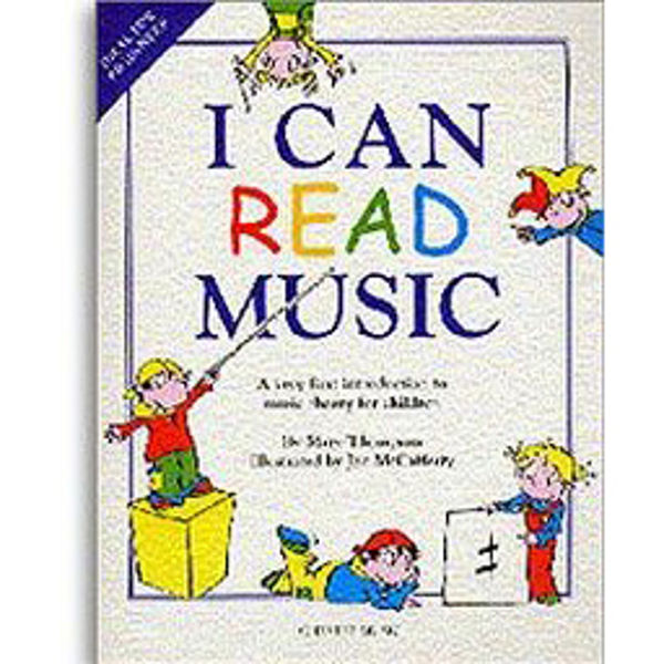 I can read music Theory for children