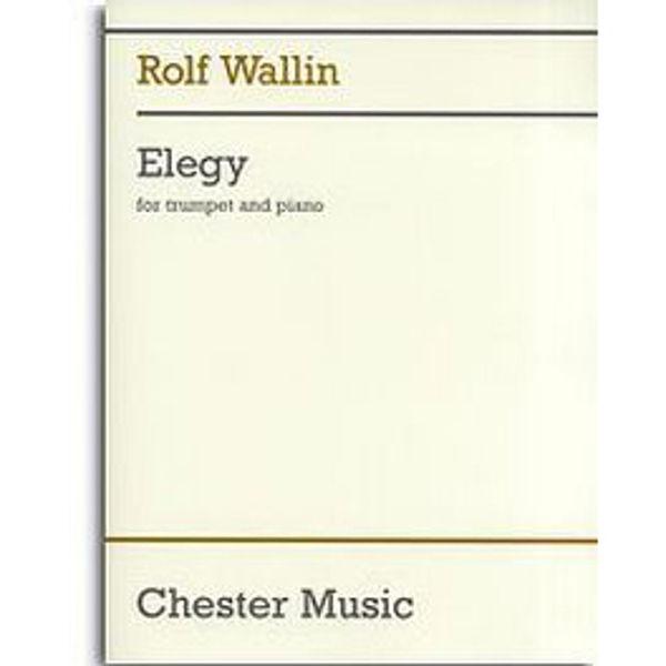 Elegy For Trumpet og Piano - Rolf Wallin