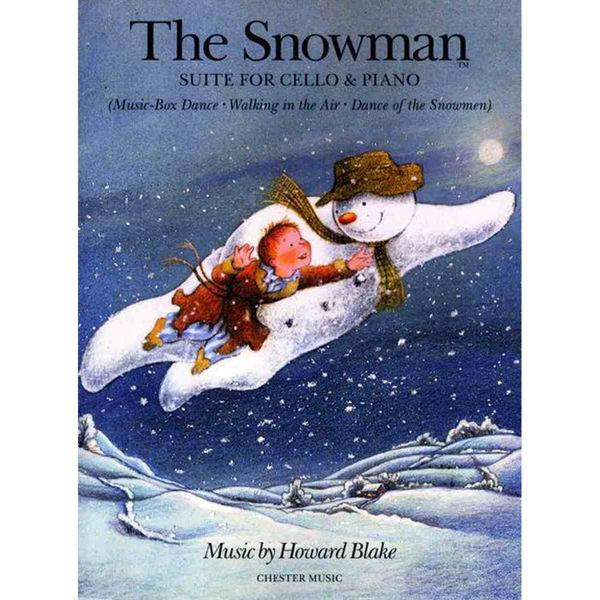 The Snowman - Suite for Cello & Piano